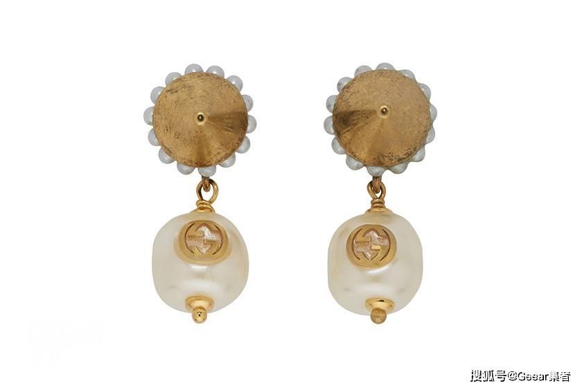 原创             优雅中带一些叛逆气质:质感女生不能错过的珍珠元素首饰!