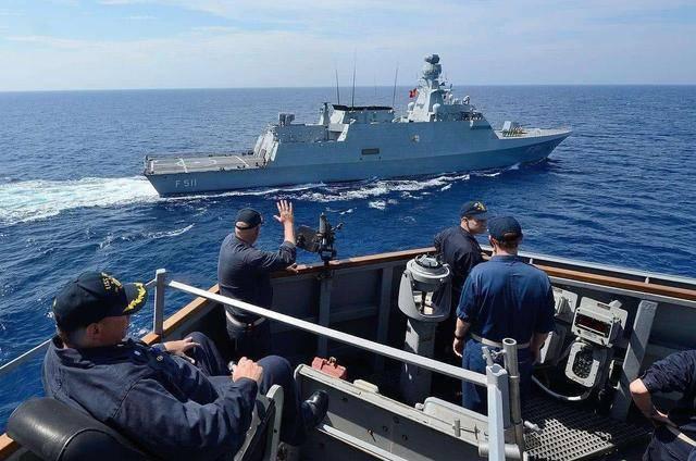 印度还敢挑衅吗?态度比俄罗斯还强硬国家出手,送巴铁4艘隐身舰