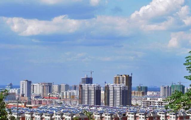 昌乐gdp_山东潍坊有个县,人口62.3万,GDP315.6亿,是著名的蓝宝石之都