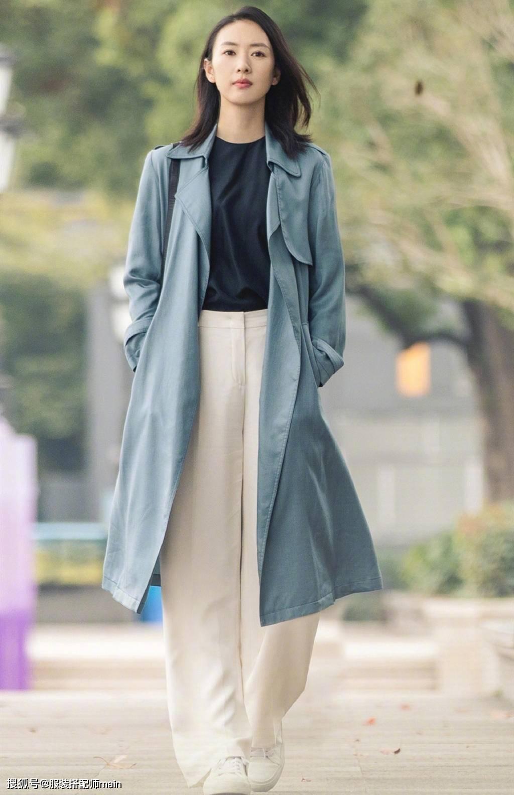 童瑶在《三十而已》里太会穿了?每套造型都简约大气,还彰显品位