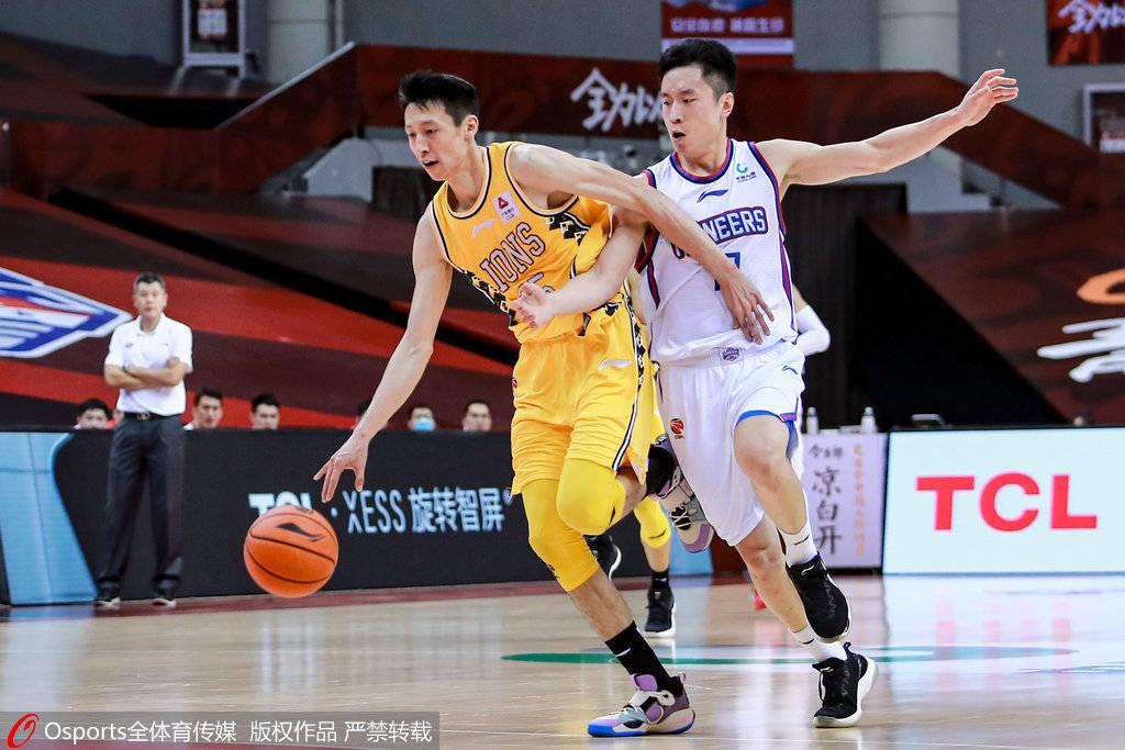 赵岩昊30+4+4李京龙24分 十人广厦32分大胜天津