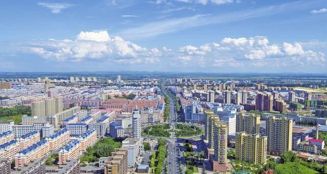 """吉林长春最""""富有""""的县市,常住人口近81万人,人均GDP达6万元"""