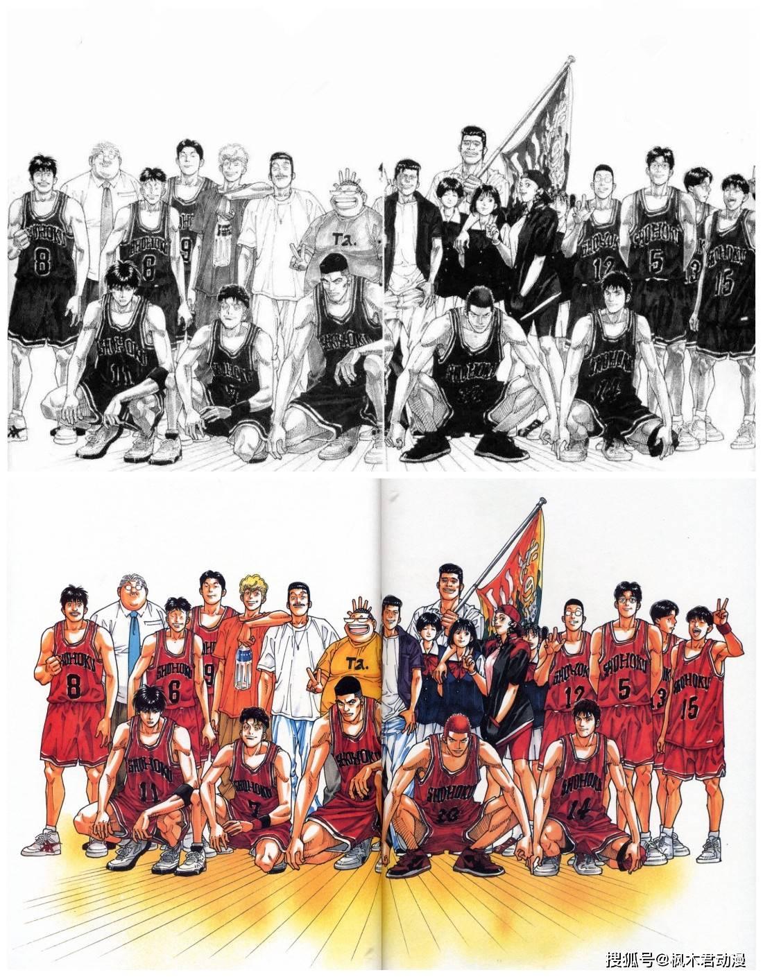 灌篮高手:原创剧情粗糙烂制,拉低经典只需一个不懂篮球的动画组