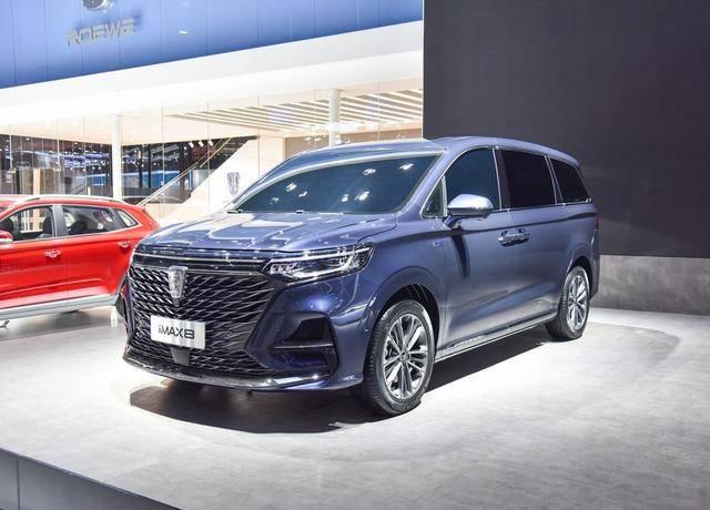 别克商务车gl8_全新国产7座MPV发布,车长超5米,搭2.0T发动机,颜值不输GL8!_荣威