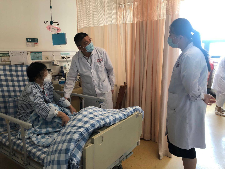 2小时心肺复苏,高危肺栓塞病人从死亡线上抢回!