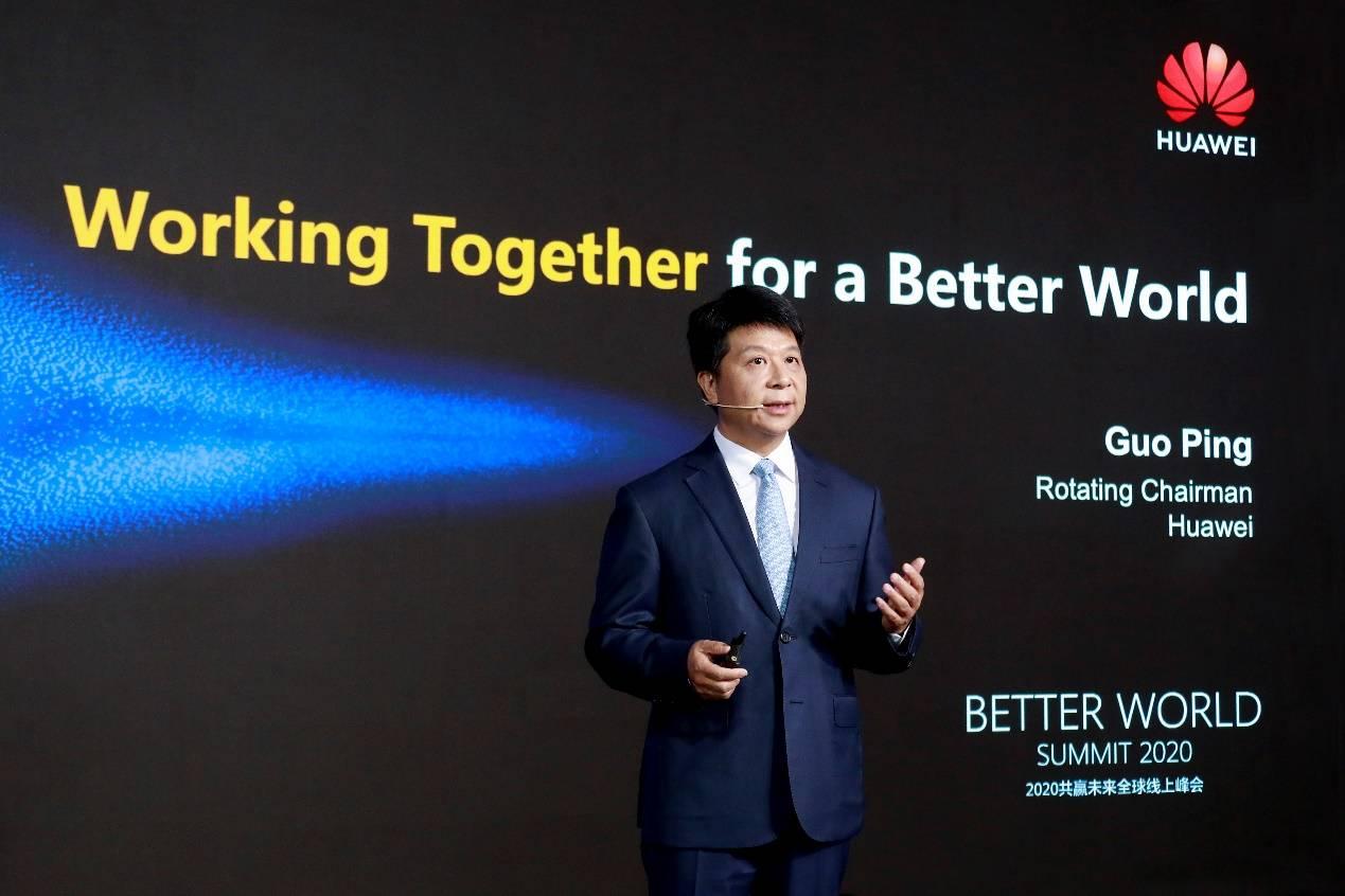 华为郭平:全球5G部署已告一段落,下一重点是释放5G红利