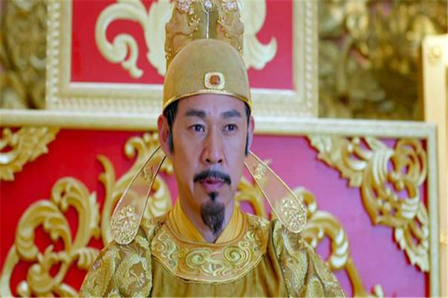"""李世民对亲人毫不留情,""""他看着敌人,"""