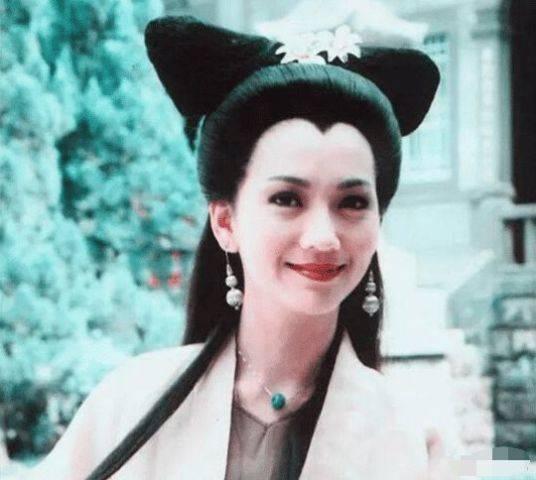 赵雅芝最美的角色,不是白娘子,也不是冯程程,而是被人遗忘的她!