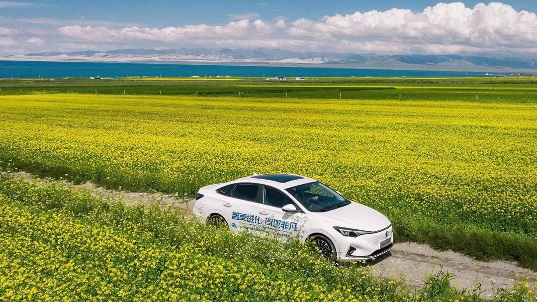 青海湖畔300公里试驾,长安逸动E-Life与几何A、AionS相比到底怎么选?