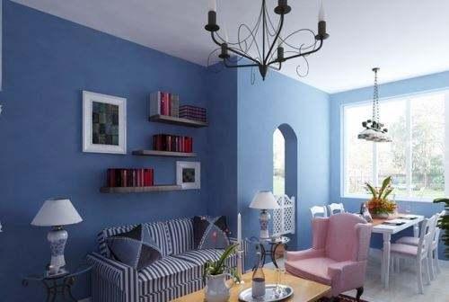 室内墙面漆如何选择,墙面漆颜色搭配