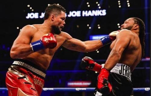 乔伊斯TKO法尔福剑指杜布瓦 称要惩罚杜布瓦的不敬