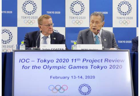 东奥协调委员会主席科茨:不管有没有疫苗 奥运都会举办