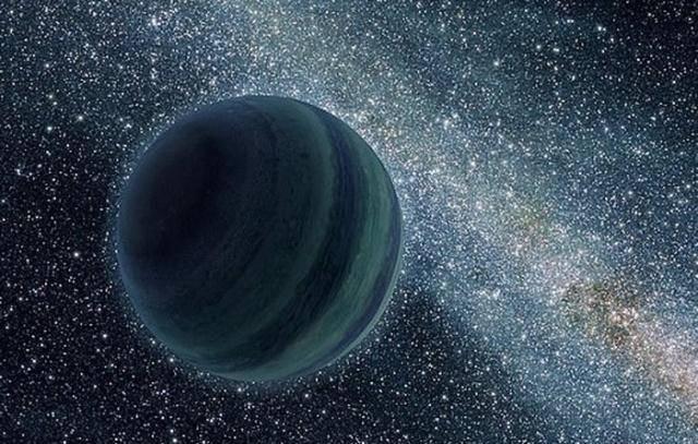 谁来自神秘的海王星轨道 是太阳系出现的