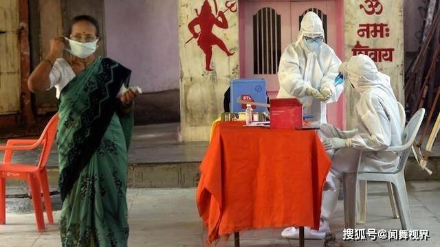 逼近170万,印度终于迎来一丝曙光,全球疫苗联盟确保其获得支持