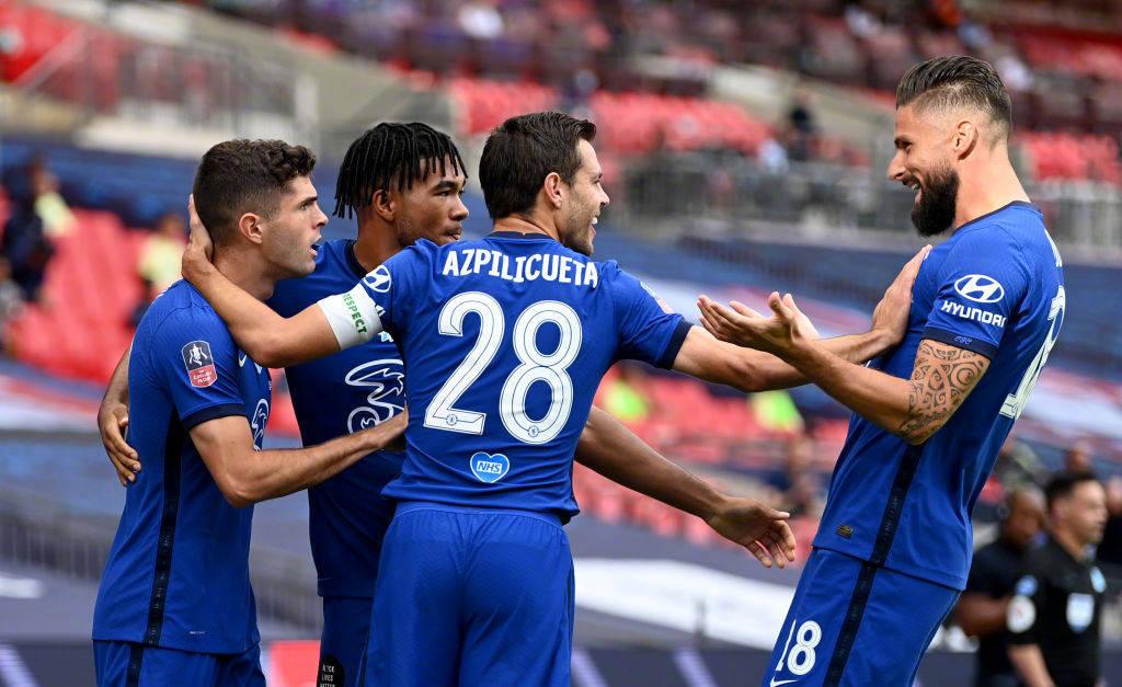 切尔西|原创奥巴梅扬神勇!阿森纳2-1逆转切尔西夺冠,重创穆里尼奥师徒三人