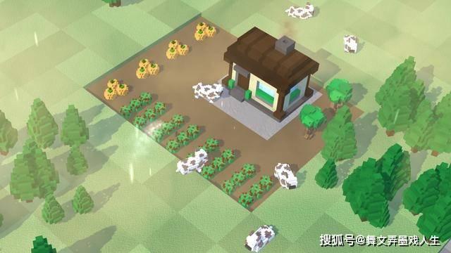 原创3DM作品《桌面农场》已上线steam,首周售价9元