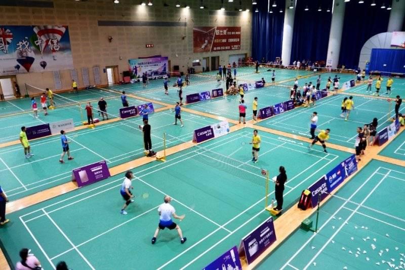 匠心凝聚力量,赖茅助力全国首场高校羽毛球赛,共创体育赛事新局面