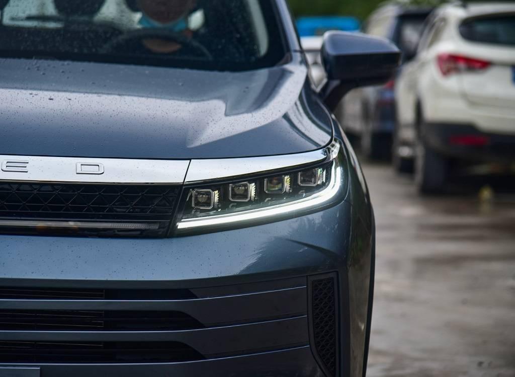 原装国产SUV成功,家用经济体面,配备独立研发动力系统