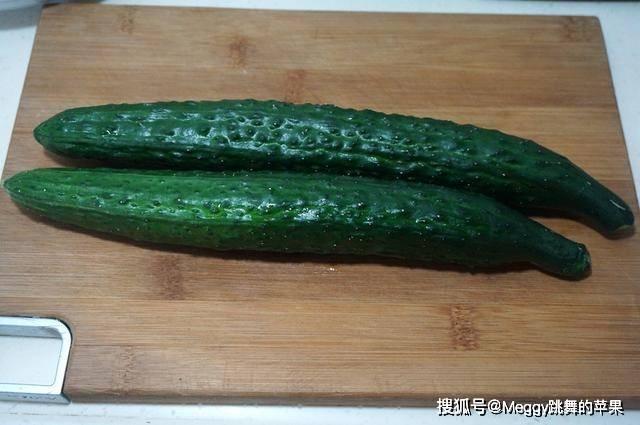 黄瓜是个宝,立秋前后要多吃些,5种做法,清脆营养有滋味