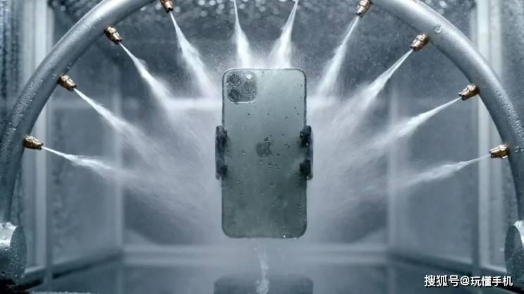 未来的苹果iPhone手机可能会具备自我清洁功能