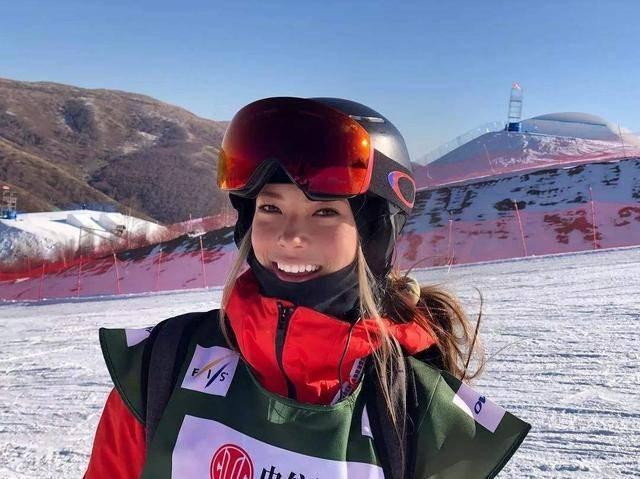 16岁滑雪女神天赋异禀,人美技术也高,加入中国籍8个月获8枚金牌