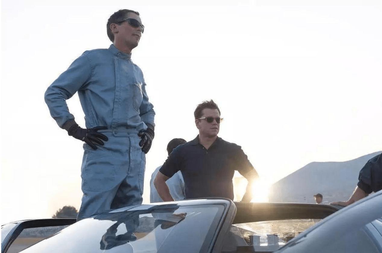 《极速车王》上映,福特的逆袭不是重点,赛车精神才值得铭记_法拉利