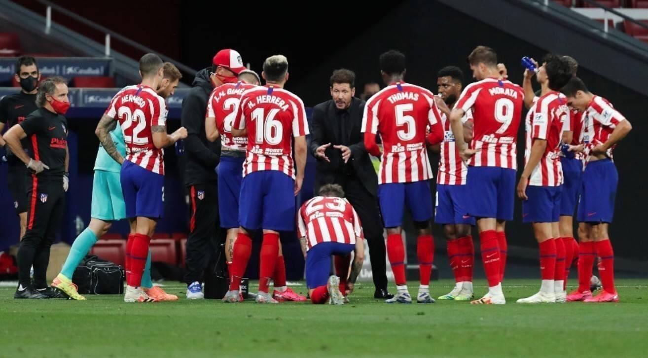 曝马竞球员感染新冠病毒 欧足联要求正常进行欧冠