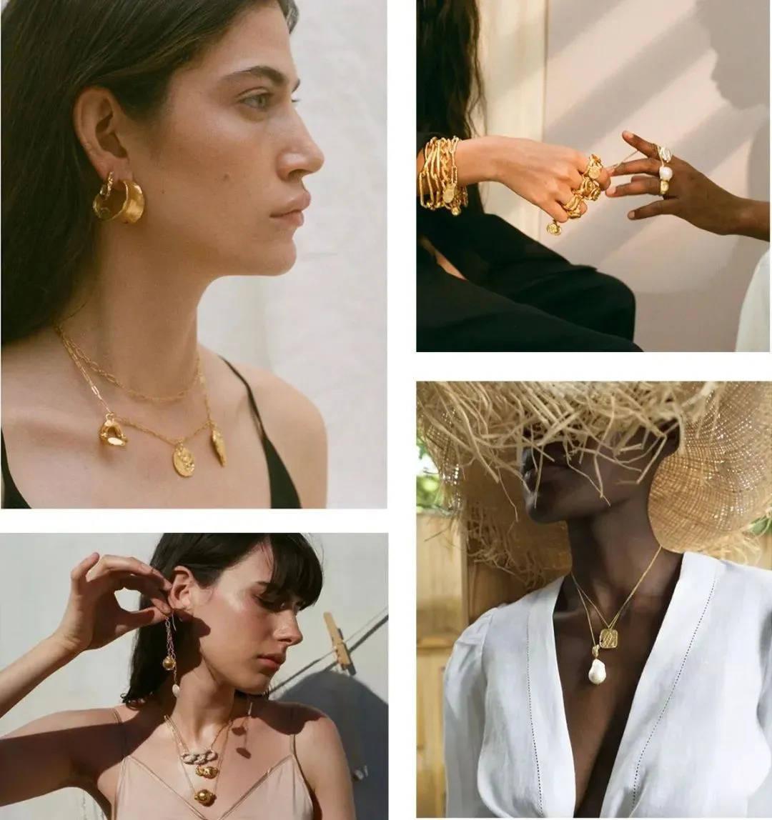 夏日造型如何出彩?5款小众首饰品牌戴出新鲜感和时尚感