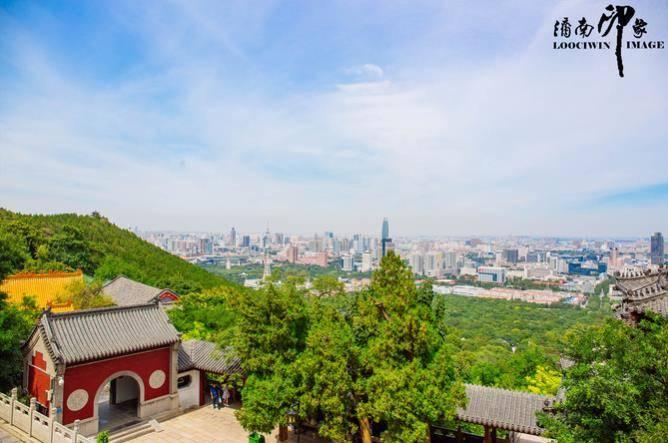 济南最美丽山色,夏日必打卡景点,最快30分钟走完