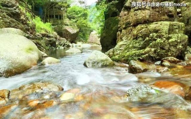 浙江的原生态景区,被称杭州