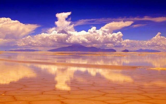 正版天空之镜:世界最美