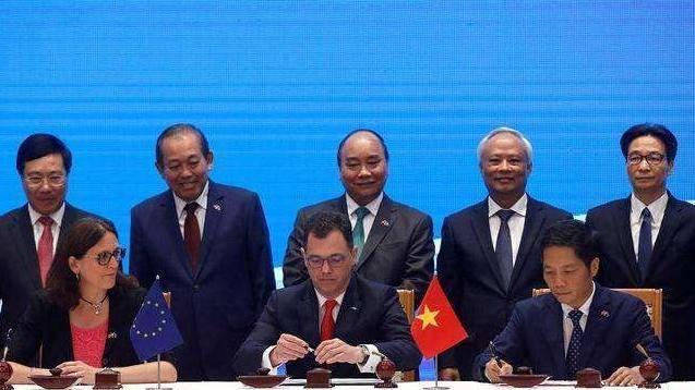 越南能得到欧洲青睐,除了其改革外,为何说法国也发挥作用?