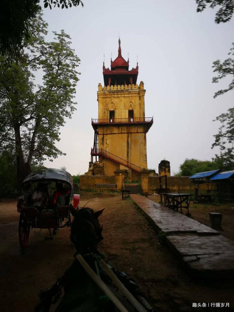 原创一座城市的两个极端:斑驳破败的因瓦古城与旷世至尊的翡翠纯塔