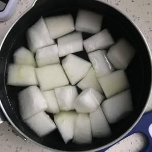 「冻豆腐冬瓜青脚鸡」名门泽佳315网:美容养颜减肥也能放心吃