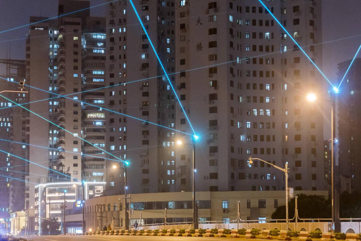 以民为本是市政门路照明灯具整体计划的