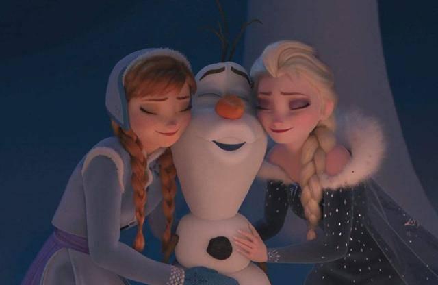 冰雪传奇:萌点无数可盐可飒的艾莎女王!《冰雪奇缘》一个公主故事框架下没有王子的另类传奇插图(1)