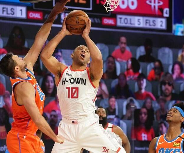 火箭VS雷霆G3比赛,NBA官方公布了第四节最后2分钟的裁判报告