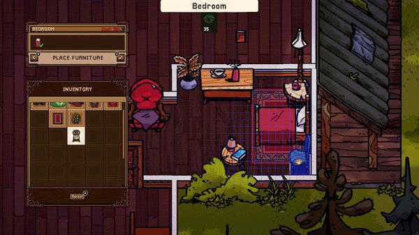 Steam Mall页面截图: 小熊樱校园模拟器
