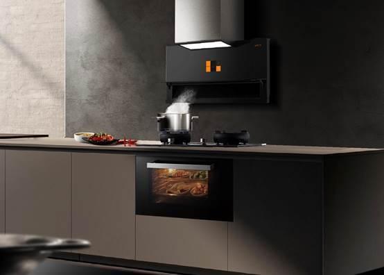 从单品创新到厨房场景,厨电套系化时代