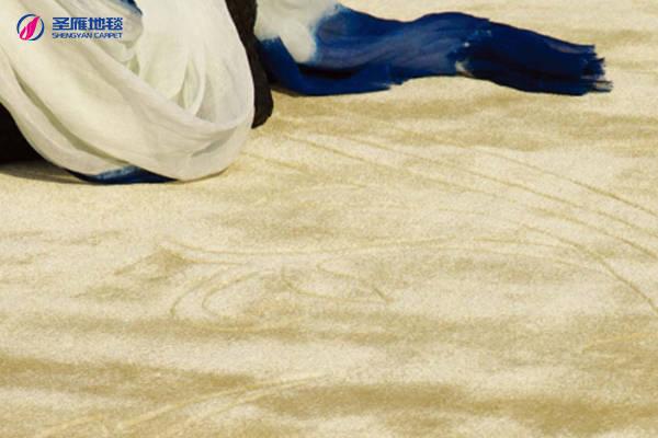 真丝地毯天丝地毯