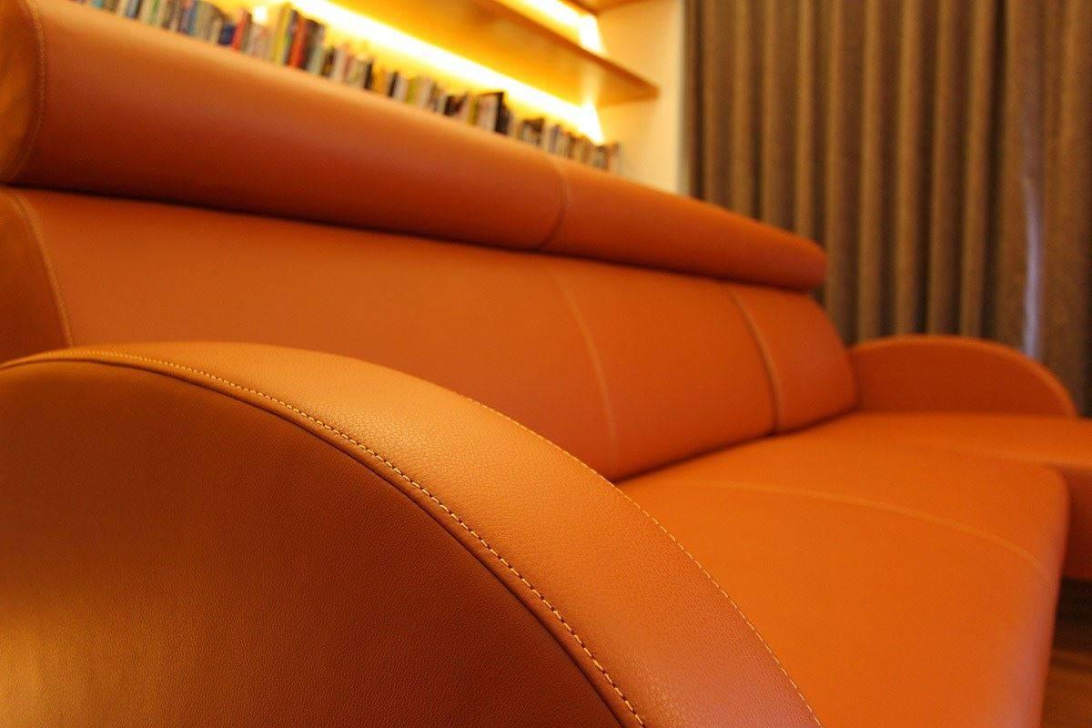 太原装修-房屋装修家具选择真皮沙发应该如何选择呢? 太原装饰设计