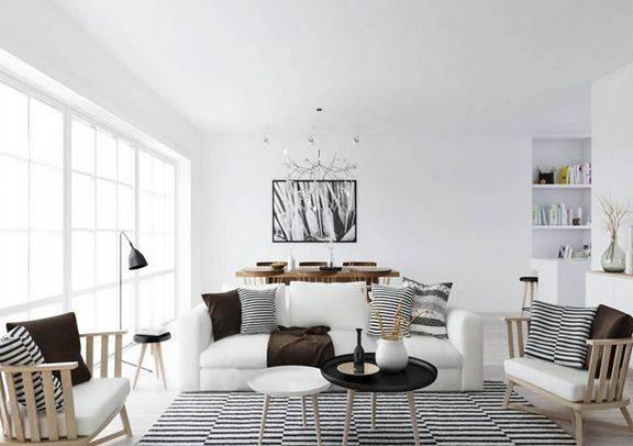 小白怎么简朴快速地装修出一个逼格的客厅?