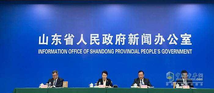 """中国重型卡车的新""""黄河"""