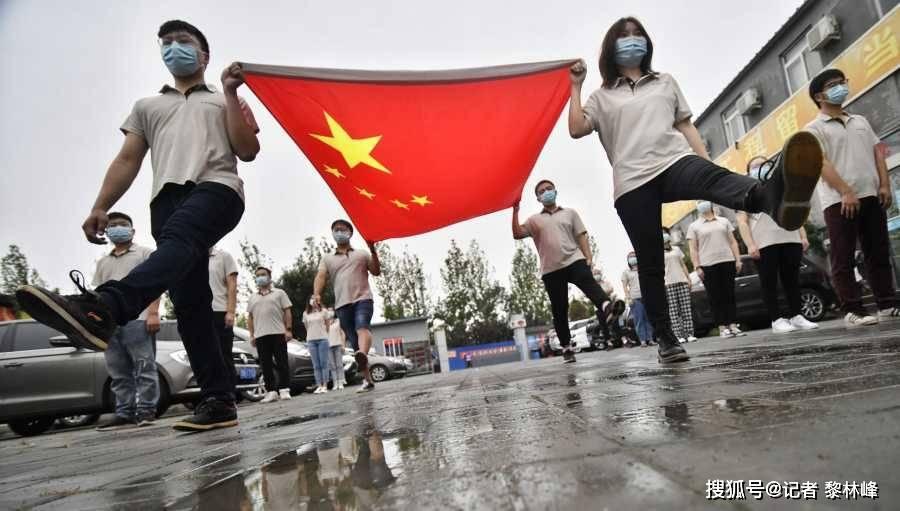 """北京市政路桥总承包二部来了""""新兵"""""""