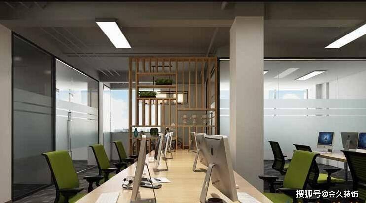 亚博APP手机版:现代庖公室装修具备什么特色?办公室装修基本要求