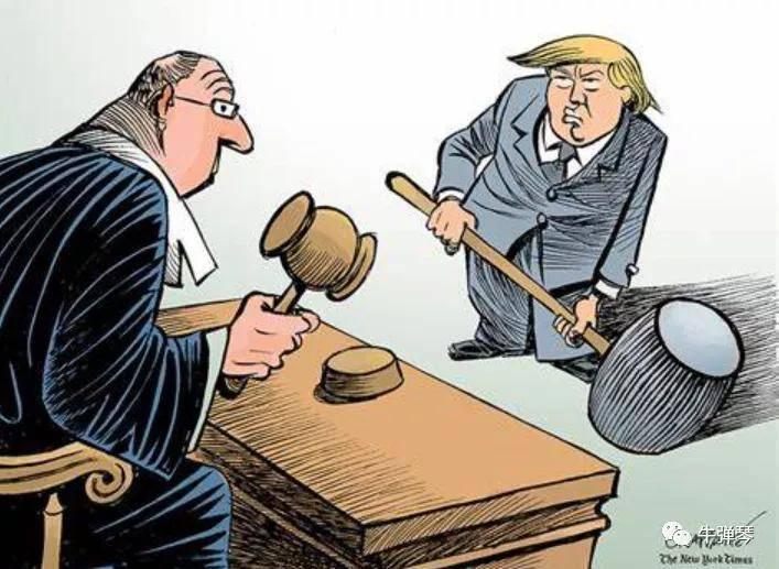 特朗普这一招太狠,美国真这样下黑手了!