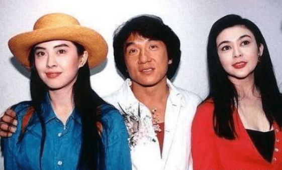 他是香港第一美女子,曾迷住刘嘉玲林青