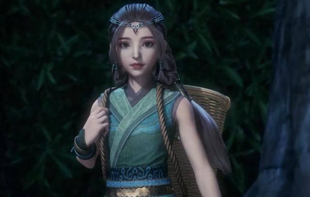 动画《万界春秋》的超可爱小萝莉,不仅长得萌还是位医生