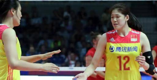 00后的她是全国排球得分王,被郎平拉进国家队三年却还是替补!