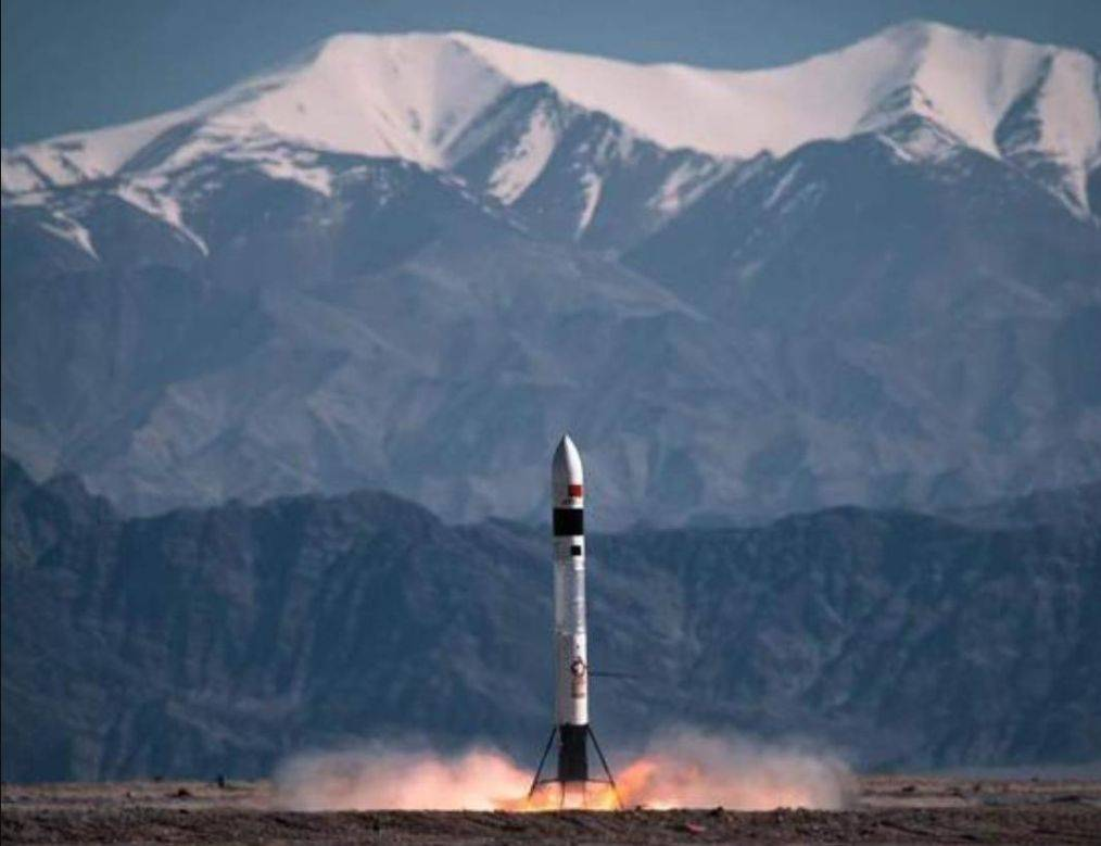 中国突破可回收火箭关键技术,马斯克有了强劲对手,美国垄断不再